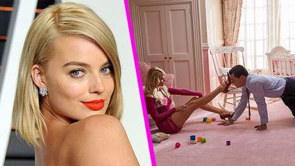 Margot Robbie reveals the truth about that famous Wolf of Wall Street sex scene