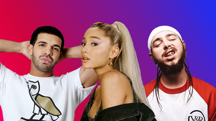 The most streamed artist for 2018 revealed