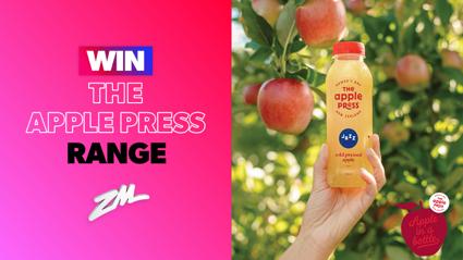 Win The Apple Press range