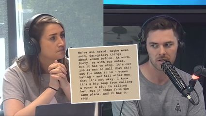 Clint makes powerful statement following the death of Grace Millane