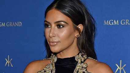 Turns out Kim Kardashian breaks the worst beauty sin on the regular