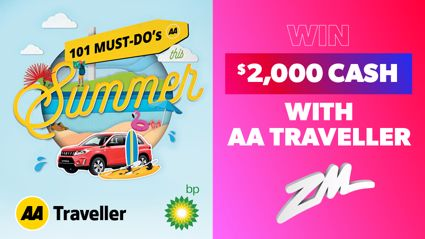 Win $2,000 with #ZMSUMMER & AA Traveller