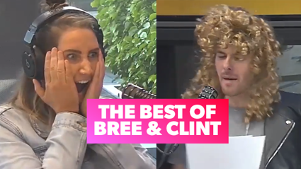 WATCH: Bree & Clint's best moments of 2018