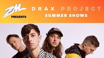 See Drax Project live for FREE this summer!