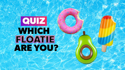 QUIZ: Which floatie are you?