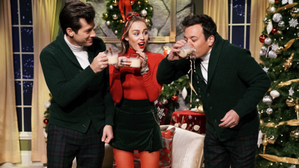 Miley Cyrus just gave this Christmas classic a feminist twist and you have to hear it!