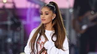 Ariana Grande turns down a dame hood for the saddest reason