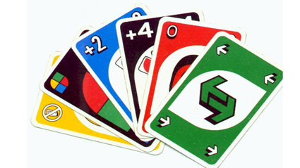 We've been playing UNO wrong this whole time and we feel robbed