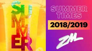 CHRISTCHURCH: SummerTimes 2018/2019