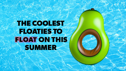 We've scoured the internet to find the coolest floaties