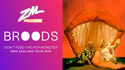 ZM presents Broods NZ tour!