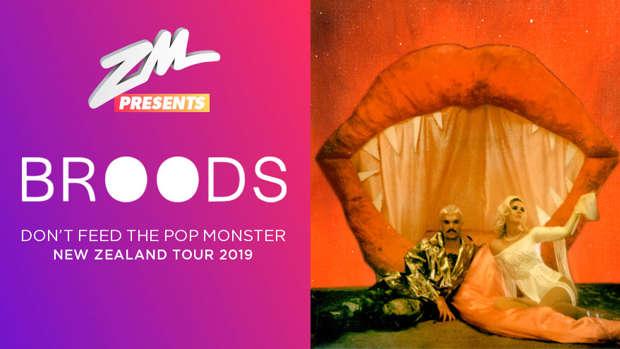 ZM Presents Broods NZ Tour