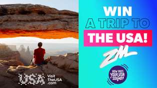 Win a Trip To The USA!