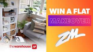 Win a flat makeover with The Warehouse