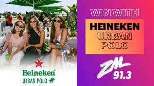 CHRISTCHURCH: Win with Heineken Urban Polo!