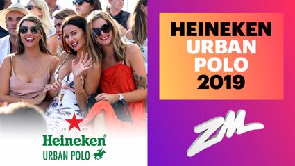 Join Bree And Clint At The Urban Polo!