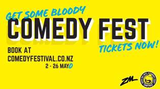 The 2019 New Zealand International Comedy Festival With Best Foods Mayo
