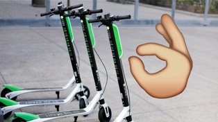 Lime Scooters are back, baby!