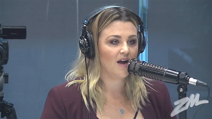 Megan has us in tears with the sexist comments she's received