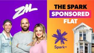 Win a Spark sponsorship for your flat!