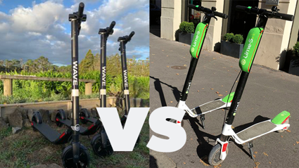 Lime Scooters have a new rival and you can start using them TODAY