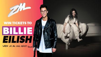 Win tickets Billie Eilish!