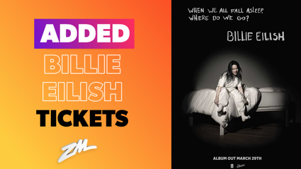 Billie Eilish announces additional tickets to Auckland show