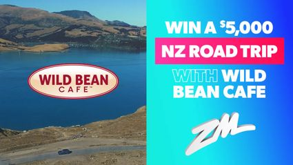 Win a $5,000 NZ Road Trip!