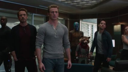 In case you missed it: there's a new Avengers: Endgame trailer