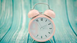 It's daylight savings tomorrow, so enjoy an extra hours sleep in!