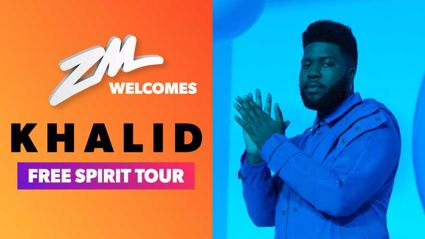 ZM Welcomes Khalid back to NZ!