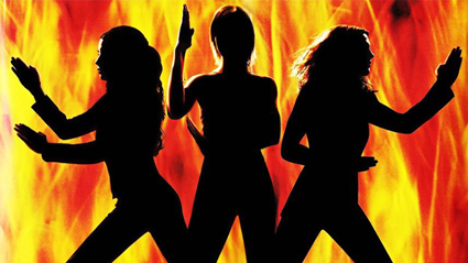 The new 'Charlies Angels' cast is one FIRE girl gang!