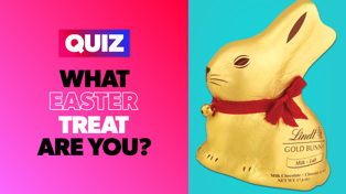 QUIZ: What Easter treat are you?