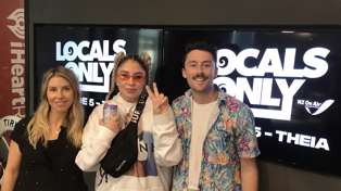 Locals Only Podcast- Theia