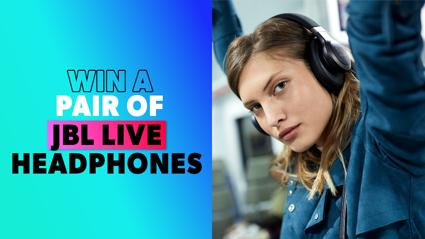 Win A Pair Of JBL Live Headphones!