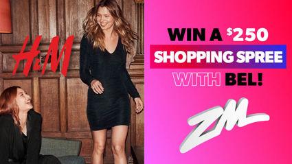 Win a H&M Shopping Spree!