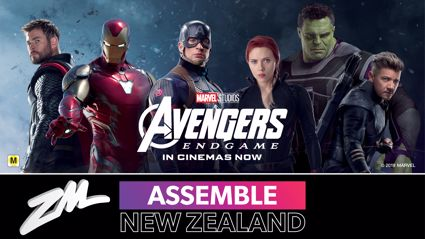 Win Tickets to Marvel Studios' Avengers: Endgame