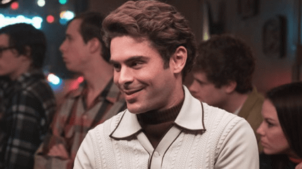 Zac Efron's Ted Bundy film is on Netflix NZ next week!