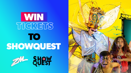 Score tickets to SHOWQUEST 2019