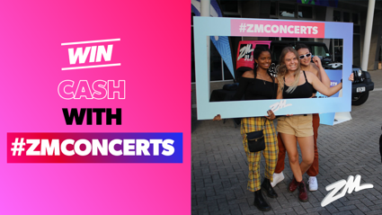 #ZMConcerts to Win Cash!