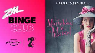 Amazon Prime's BINGE CLUB