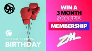 CHRISTCHURCH: Win a 3 Month Membership at 9Round Barrington