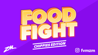 Fletch, Vaughan & Megan's Food Fight - Chippies Edition