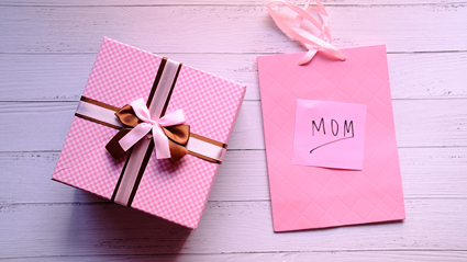 Last minute gift ideas incase you forgot it's Mother's Day tomorrow!