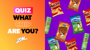 Which chip are you? Food Fight Edition!