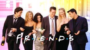 Fletch made a F.R.I.E.N.D.S fail