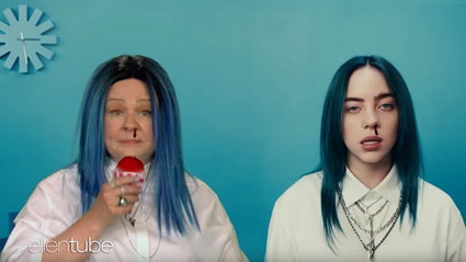 The new video for Billie Eilish's 'Bad Guy' video is not what you expect