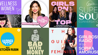 8 boss babe podcasts to help improve your life