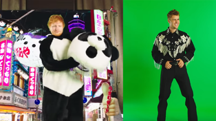 Justin Bieber and Ed Sheeran just dropped their brand new music video