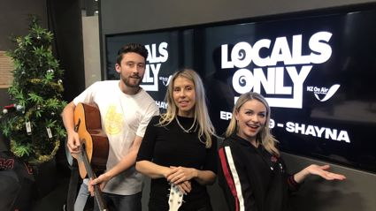 Locals Only Podcast - SHAYNA